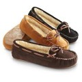 Swedish Moccasin Slippers