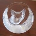 Swedish Vintage Glass Art