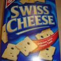 Swiss Cheese Crackers