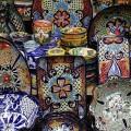 Talavera Mexican Pottery