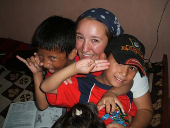 Teaching English in Nepal
