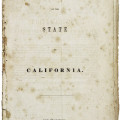 The Original California Constitution in English and Spanish