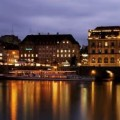 The Swiss city of Basel