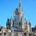 Theme Parks at Disney World, Orlando Florida