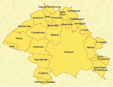 Toulouse France Travel Facts
