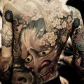 Traditional Japanese Tattoo Art