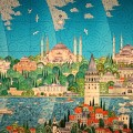 Miniature of Istanbul (Historical Peninsula)