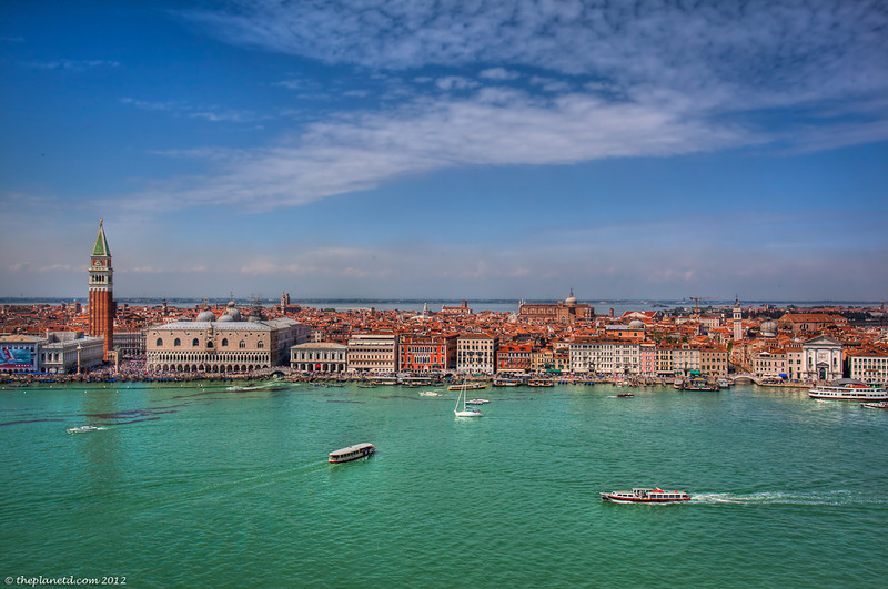 Venice Italy landscape