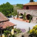 Villa Nottola Tuscany Italy