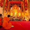 Visiting Buddhist Temples in Chiang Mai