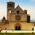 Visiting St Francis Basilica in Assisi