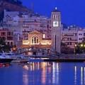 Volos in Greece