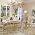 White French Provincial Chairs