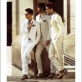 White Italian Suits