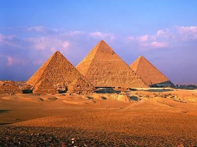 ancient egyptian landmarks