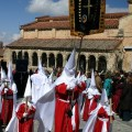 easter procession in segovia