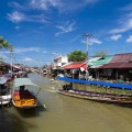 Floating Market - Amphawa, Bangkok