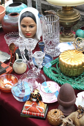 best Paris flea market