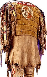 blackfoot indian clothing
