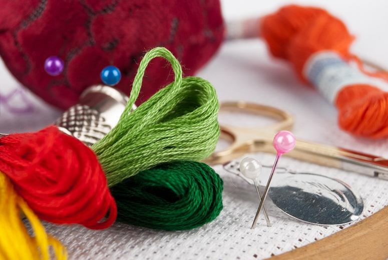 Brazilian embroidery kit