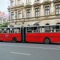 Trolley-bus Hungary