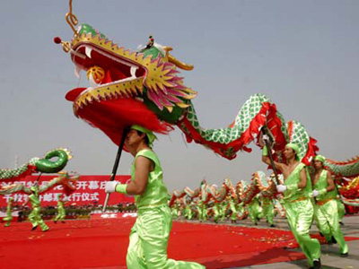 chinese dragon festival