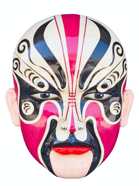 Chinese Opera Mask