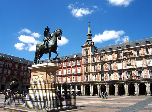 famous spanish monuments