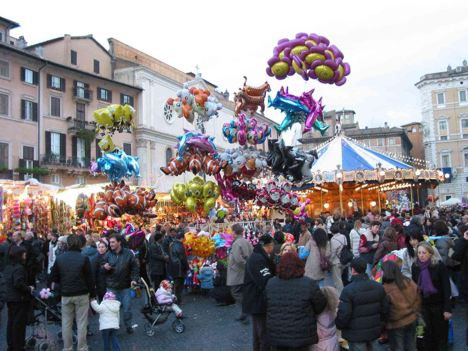 festivals in rome