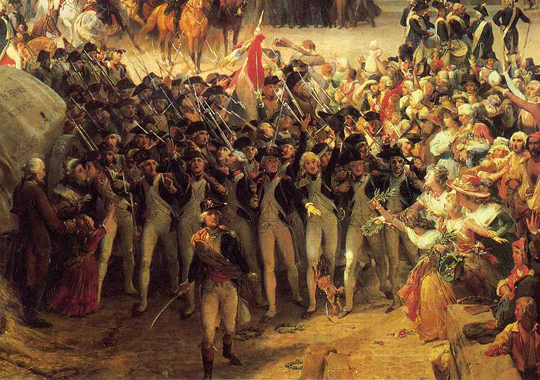 french revolution major causes