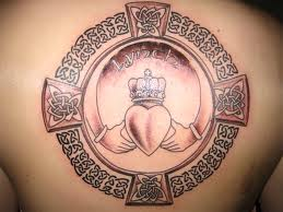 This uniquely Irish tattoo Irish Loyalty Symbol Tattoo