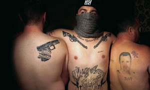 irish gang tattoos
