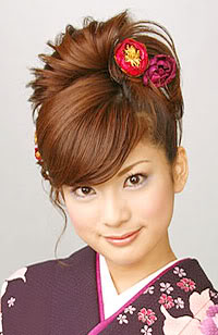 Hairstyles Short Japanese Hairstyles Traditional Japanese Hairstyles ...