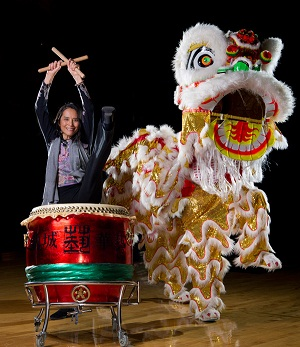 music for chinese dragon dance