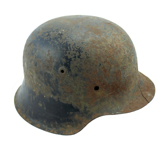 original German helmet