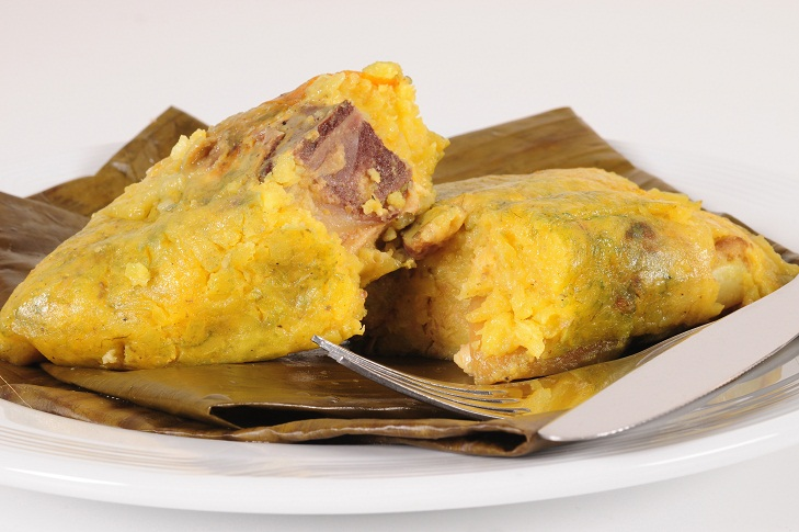 Columbian Tamale.