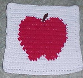 One Piece Afghan Patterns Apple Afghan Crochet Patterns Crochet