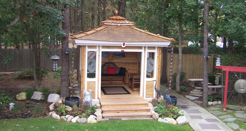 Japanese Tea Garden Backyard :  Garden Japanese Seattle Tea House on backyard tea house plans