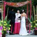 Japanese Garden Wedding