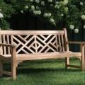 japanese Garden Benches