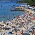 Croatia Beach Camping