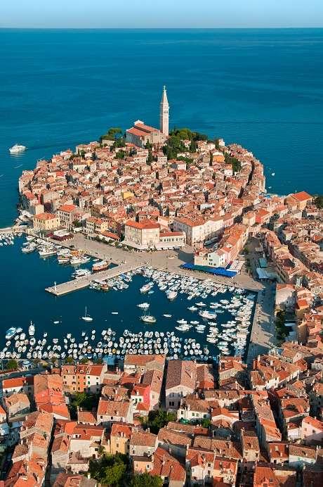 Croatia rovinj holidays
