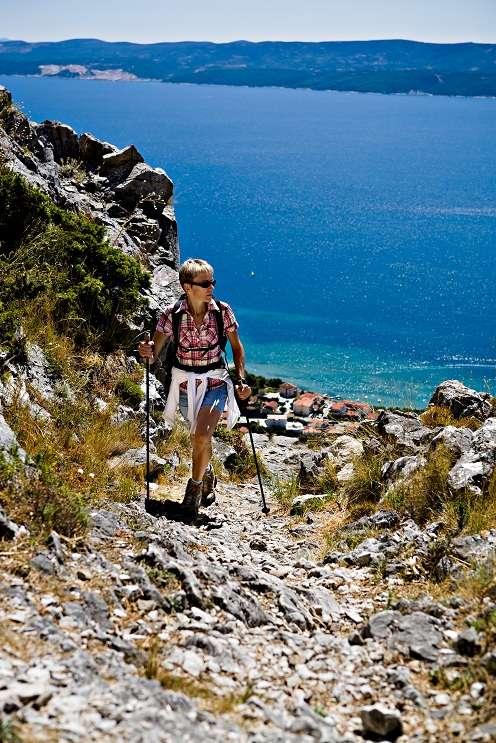 Croatia walking holidays