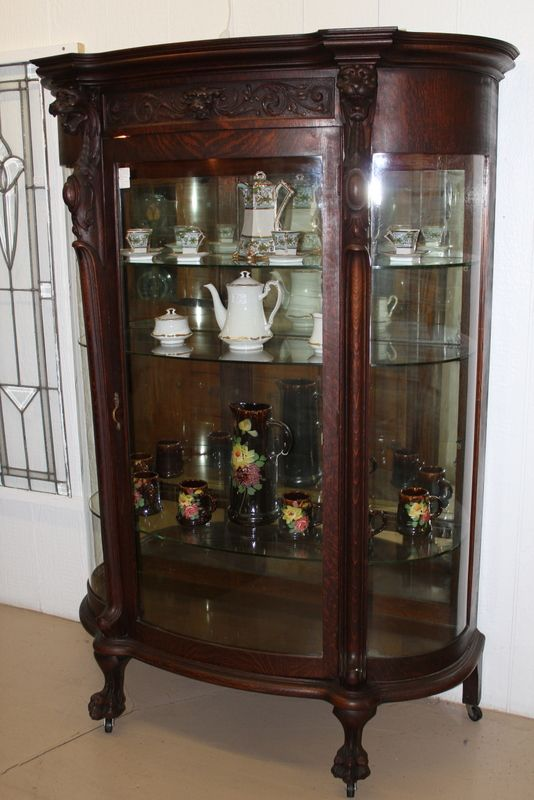 China Cabinets China Cabinet With Glass Doors Thomasville Kitchen