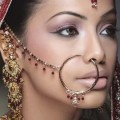 Indian Bridal Nose Rings