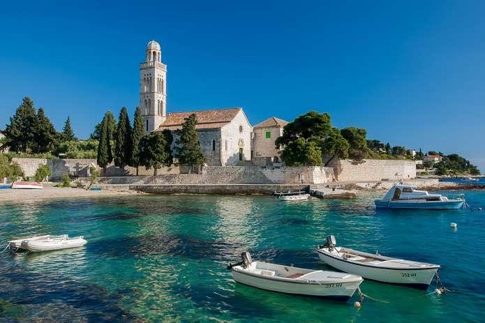 Croatian harbour
