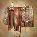 Mexican Antique Saddles