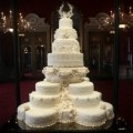 Turkish Wedding Cakes