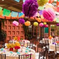 mexican wedding reception