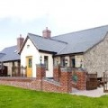Cottages in Kidwelly Wales